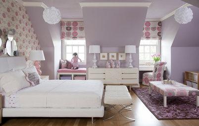 8 Pink and Purple Rooms Sans Sugar Shock