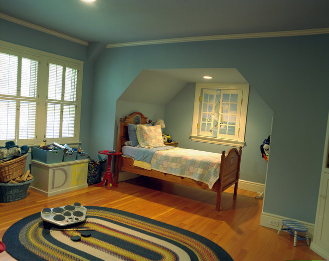 Traditional Kids by Reaume Construction & Design