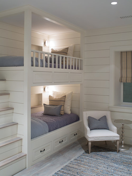 Built In Bunk Beds Ideas Pictures Remodel And Decor