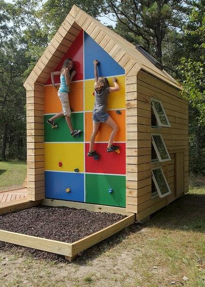 Contemporary Kids by ZeroEnergy Design