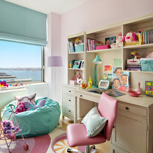 Coastal Classic Girl's Bedroom