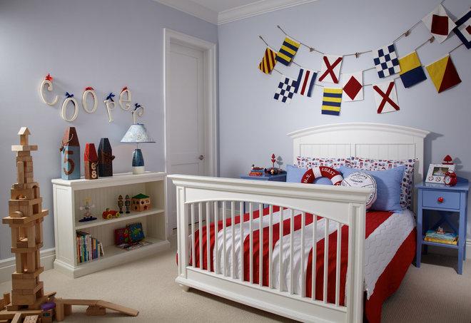 Tropical Kids by Studio M Interior Design