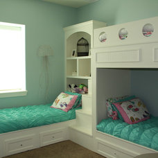 Eclectic Kids by Mill Creek Custom Homes