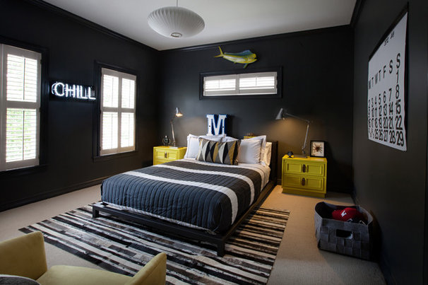 Contemporary Kids by Sally Wheat Interiors