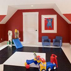Contemporary Kids by Eminent Interior Design