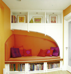 eclectic kids by Morgante Wilson Architects