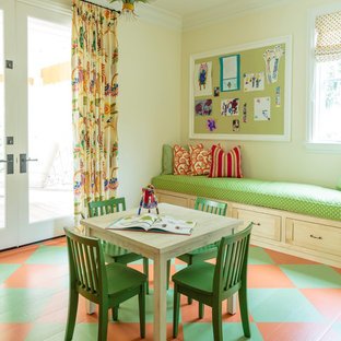 Colorful Kids' Rooms