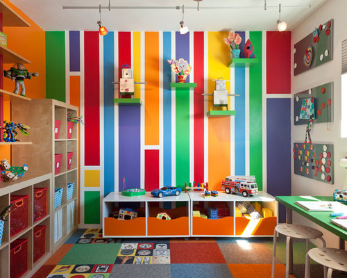 Ideas Design Trends Furthermore 600 Midcentury Kids 39 Room Design Ideas