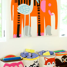 Contemporary Kids by Abaca Interiors