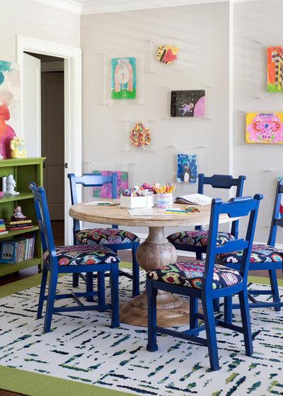 Transitional Kids by Nandina Home & Design