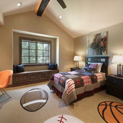 Inspiration for a timeless kids' bedroom remodel in Denver