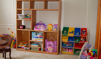 Completed Organizing Projects
