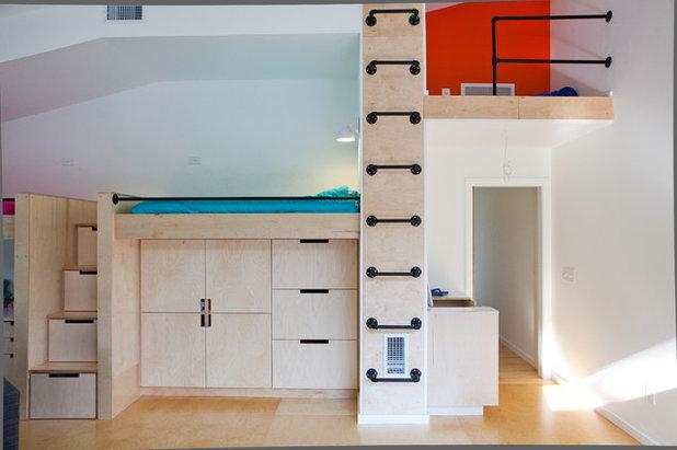 gagner de la place dans une chambre d 39 enfant gr ce aux mezzanines. Black Bedroom Furniture Sets. Home Design Ideas
