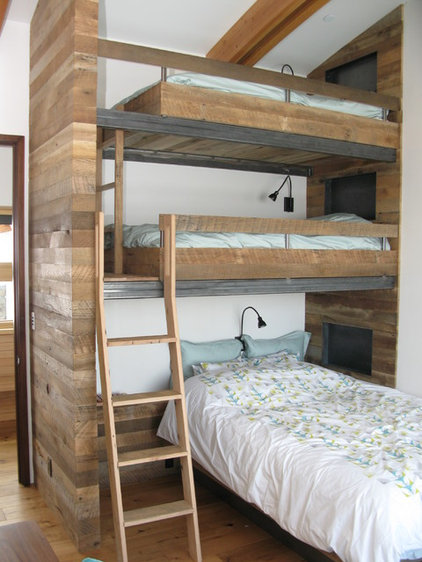 Rustic Kids by CTA Architects Engineers