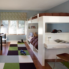 contemporary kids by lisa rubenstein - real rooms design