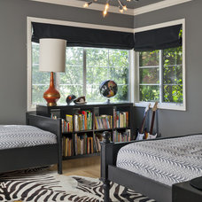 Contemporary Kids by Holly Bender Interiors