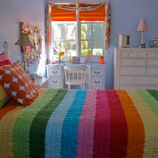 Contemporary Kids by Alicia Paley Home Interiors