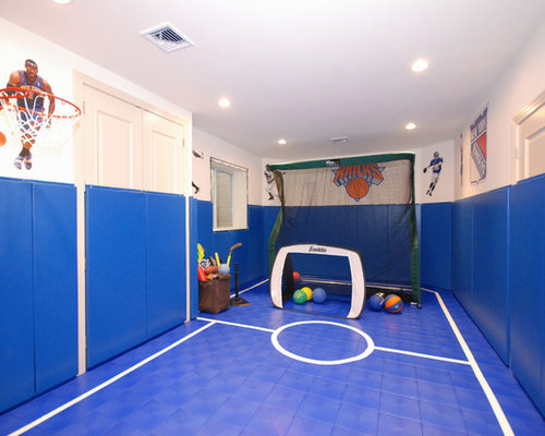 Indoor Basement Playground