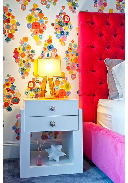 Contemporary Kids by Morris & Woodhouse Interiors llc