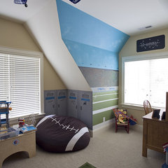 contemporary kids by Grainda Builders, Inc.