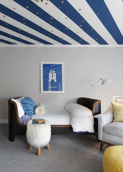 Contemporary Kids by Julie Rootes Interiors