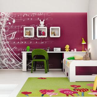Idéer för att renovera ett funkis barnrum