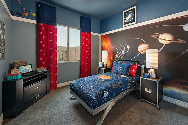 Contemporary Kids by Maracay Homes Design Studio