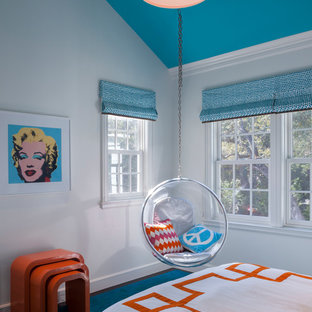 Two Toned Painted Ceiling Houzz