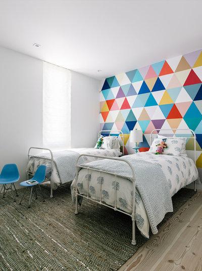 Modern Kinderzimmer Contemporary Kids
