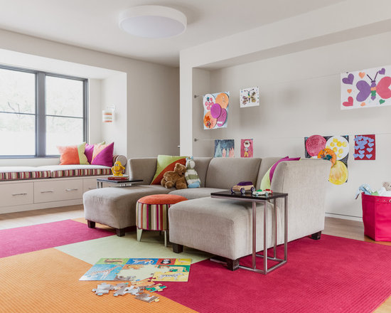 Playroom Couch Houzz