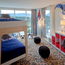 Contemporary Kids by Sublime Interior Design