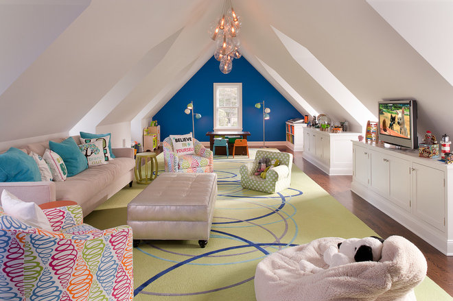 Contemporary Kids by Wright Building Company