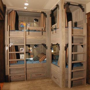 Uriges Kinderzimmer mit Schlafplatz in Denver