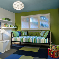 Eclectic Kids by Sarah St. Amand Interior Design