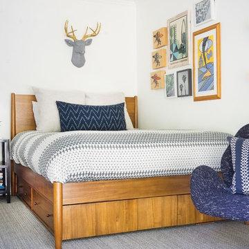 Corona del Mar Boy's Bedroom