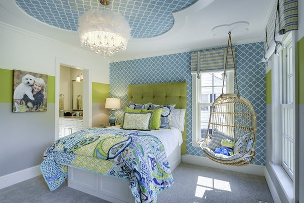 Transitional Kids by Great Neighborhood Homes