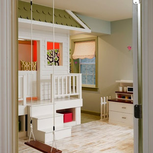 Creative and Unique Playroom