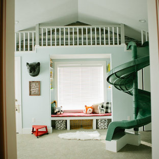 Creative Camping Playroom by Design Loves Detail