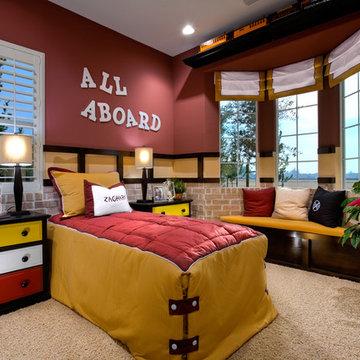 Creative Kid's Bedrooms from McCaffrey