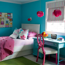 Transitional Kids by Tobi Fairley Interior Design