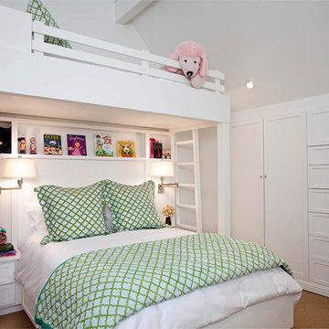 Custom Bunk Bedroom