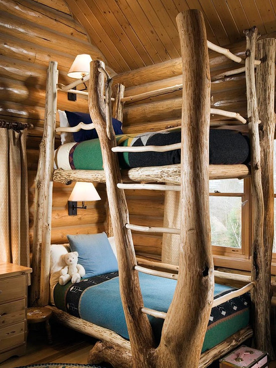 tree house bunk bed | houzz