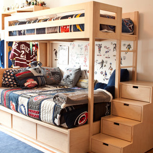 Custom Kids Loft Beds