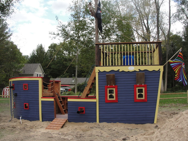 Traditional Kids by Out On a Limb Playhouses