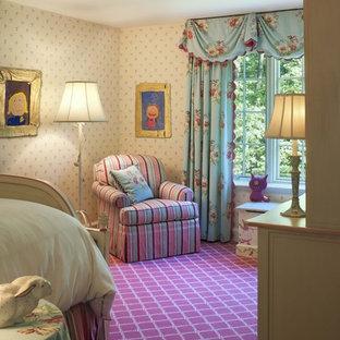 Custom Window Treatments Girls Room