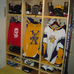 Hockey Lockers | Houzz