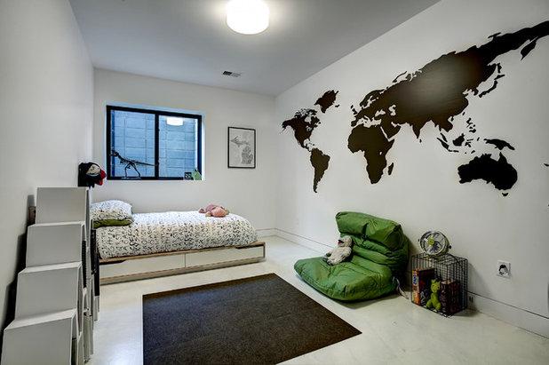 Contemporain Chambre d'Enfant by Berghuis Construction LLC