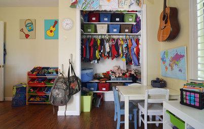 Pregunta al experto: 8 reglas para que tu hijo maneje solo su armario