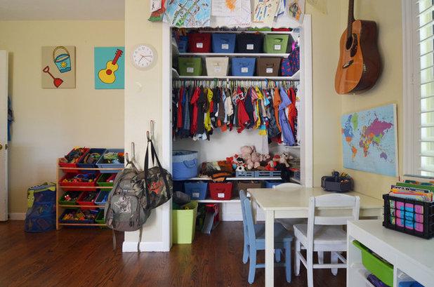 Costero Dormitorio infantil by Sarah Greenman