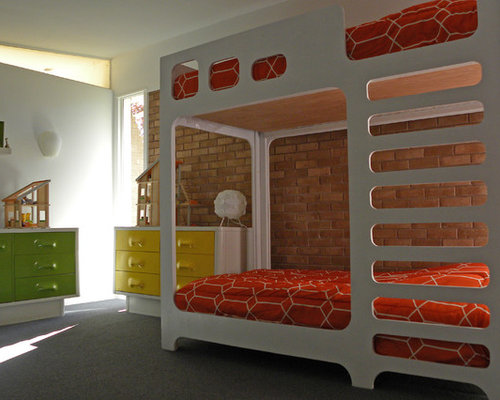 modern bunk beds home design ideas pictures remodel and